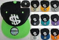 Snap-Back Flat Bill Hat [$]